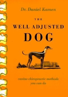 The Well Adjusted Dog book plus Videos. International Orders.